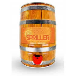 SPRILLER - horký pomaranč, 5l