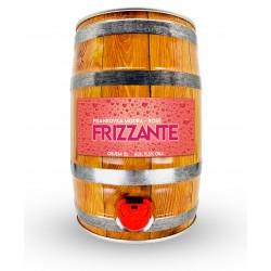 FRIZZANTE- ružové, perlivé, 5l