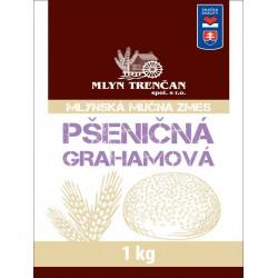 Pšeničná grahamová zmes - 1kg
